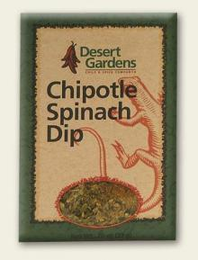 Chipotle Spinach Dip
