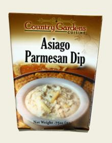Asiago Parmesan Dip