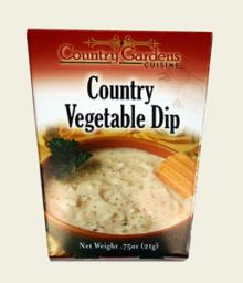 Country Vegetable Dip