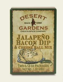 Jalapeno Bacon Dip & Cheese Ball Mix