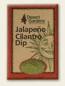 Jalapeno Cilantro Dip