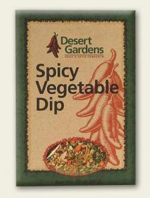 Spicy Vegetable Dip Mix