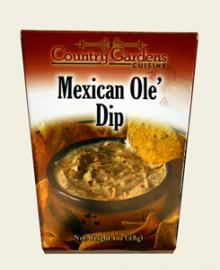 Mexican Ole´ Dip