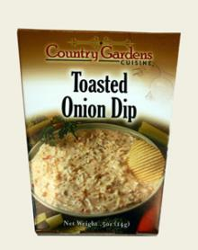 Toasted Onion Dip