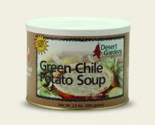 Creamy Potato & Green Chile Soup (24 Serving Can)