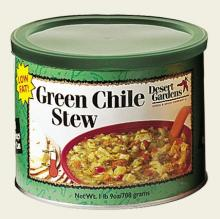 Green Chile Stew (24 Serving Can)