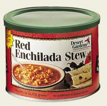 Red Enchilada Stew (24 Serving Can)