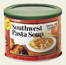 Southwestern Pasta Soup (24 Serving Can)