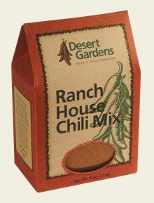 Ranch House Chili Mix