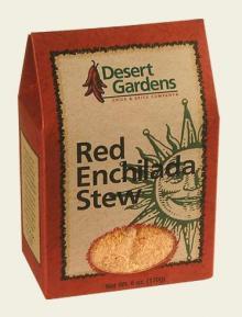 Red Enchilada Stew