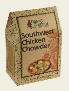 Southwest Chicken Chowder