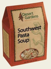 Southwestern Pasta Soup