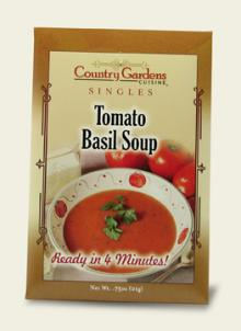 Tomato & Basil Soup (instant)
