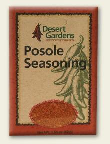 Posole Seasoning