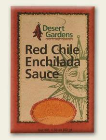 Red Chile Enchilada Sauce