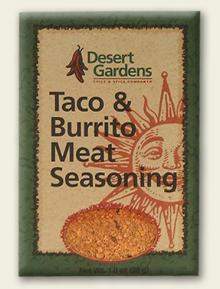 Taco & Burrito Seasoning