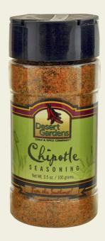 Chipotle Seasoning - 3.5 oz