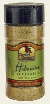 Habanero Seasoning - No Salt - 2.75 oz