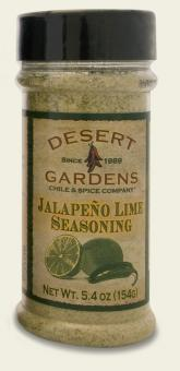 Jalapeno Lime Seasoning - 5.4 oz
