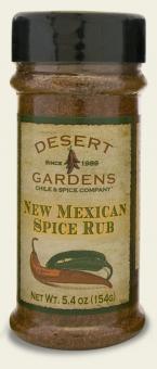 New Mexican Spice Rub - 5.4 oz