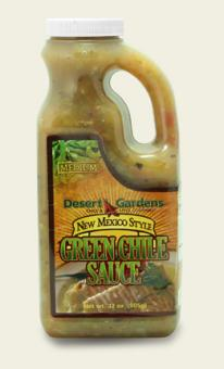New Mexico Style Chile Sauce - Green - 32 oz