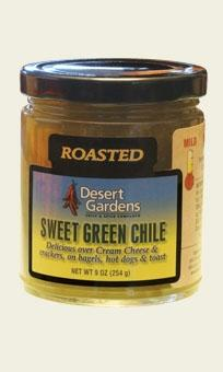 Sweet Green Chile - Mild - 9 oz